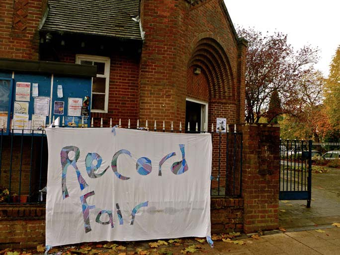 Moseley Record Fair