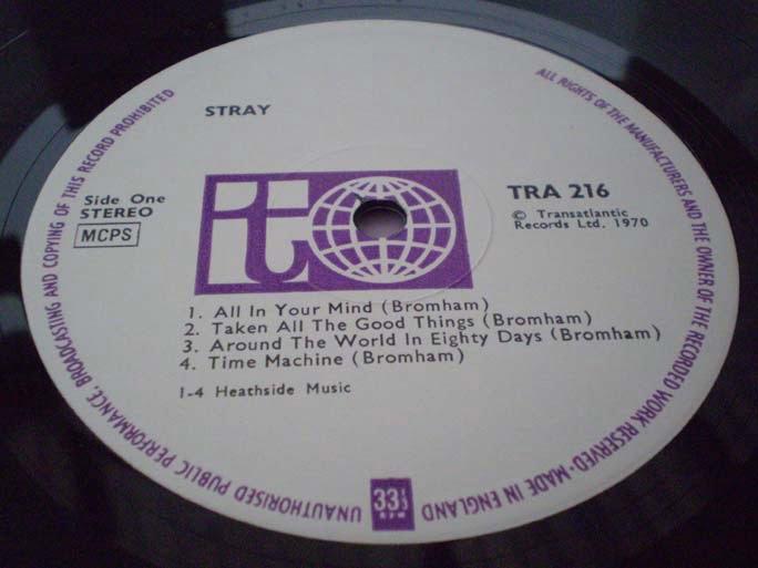 Stray - Stray LP