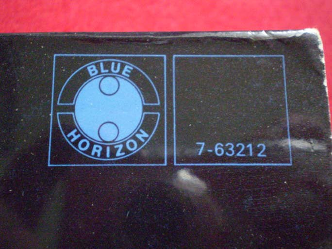 Blue Horizon Label Logo