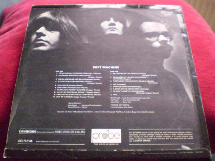 Soft Machine Two LP