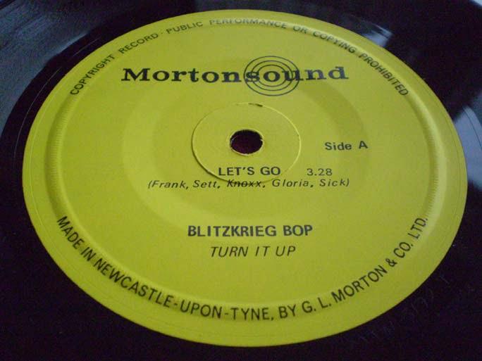 Blitzkrieg Bop - Let's Go