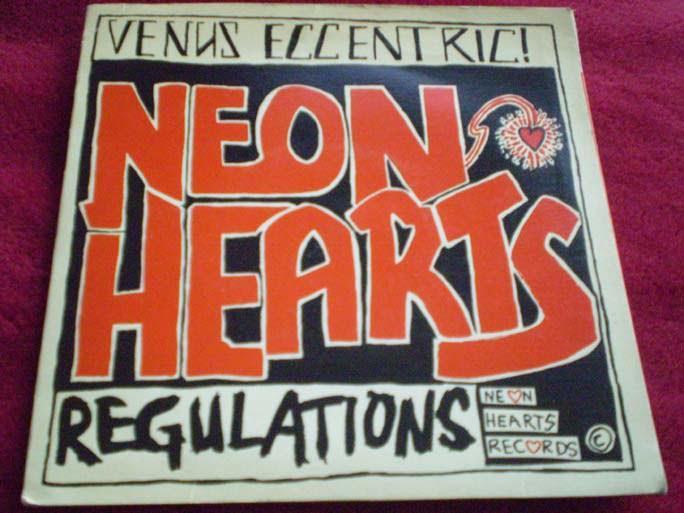 Neon Hearts - Venus Eccentric!