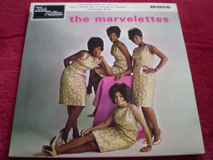 The Marvelettes - The Marvelettes EP