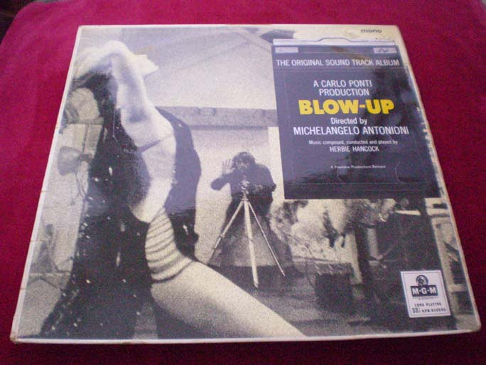 Herbie Hancock - Blow-Up LP