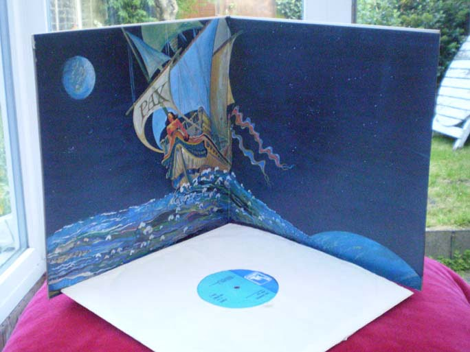 High Tide - Sea Shanties LP