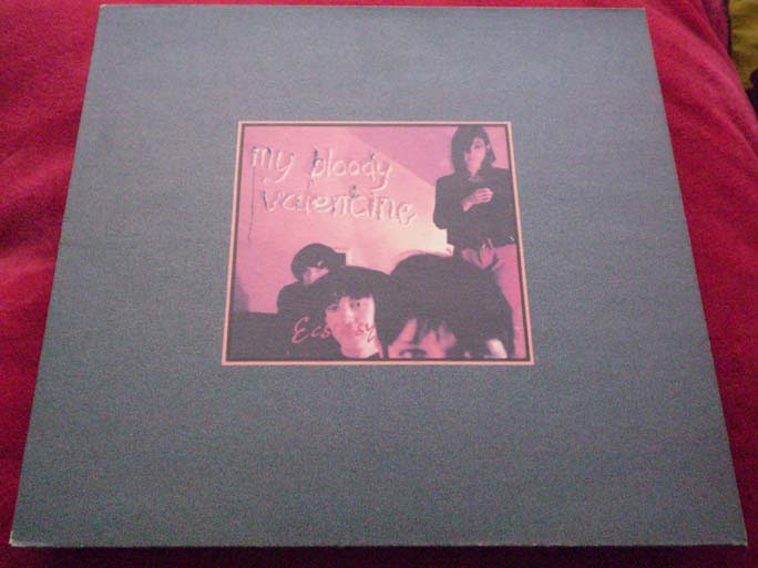 My Bloody Valentine - Ecstacy LP