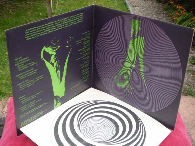 Ian Carr's Nucleus - Solar Plexus LP