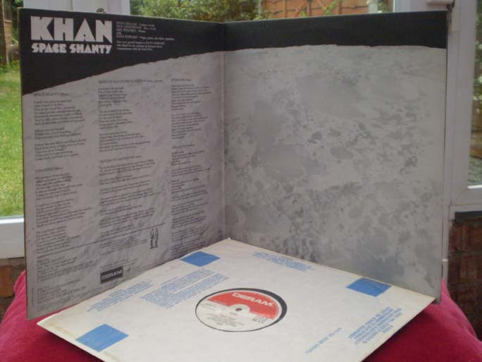 Khan - Space Shanty LP