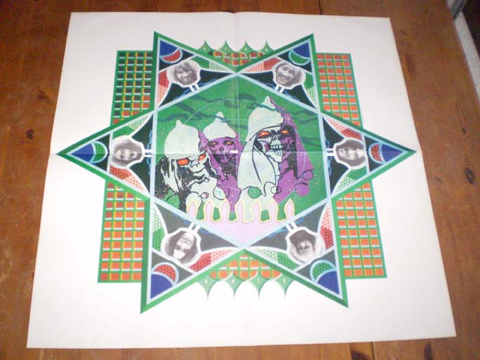 Hawkwind - Star Rats Poster